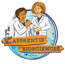 Logo apprentis en biosciences